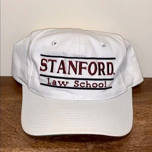 Vintage 90s Stanford Law School The Game Snapback